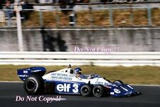 Ronnie Peterson Elf Tyrell P34 Japanese Grand Prix 1977 Photograph