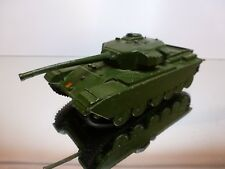 DINKY SUPERTOYS 651  CENTURION TANK - MILITARY GREEN 1:43? - NICE CONDITION