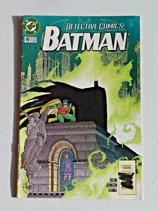 Detective Comics Featuring Batman 690 October 1995 DC Comics Comic Book 6578