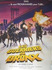1990 : THE BRONX WARRIORS 1982 DAVID CARRADINE 47x63