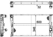 Radiator-Std Trans, Eng Code: N54B30A, FI Behr Hella Service 376754021