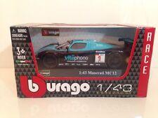 Maserati Mc12 1:43 Escala Burago Nuevo