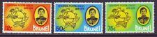 Brunei 1974 SC 217-219 MH Set UPU Centenary