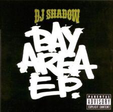 DJ Shadow - Bay Area EP CD NEU OVP