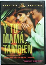 Y Tu Mama Tambien (Dvd, 2002, Unrated ) Maribel Verdú by Alfonso Cuaron