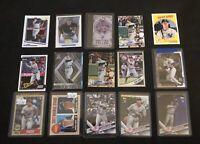Lot Of 25 New York Yankees Plus An Extra 5 Aaron Judge Baseball Cards!!!