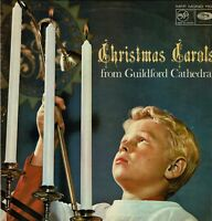 "CHRISTMAS CAROLS from GUILDFORD CATHEDRAL 12"" Vinyl LP Album MFP 1104 DA"
