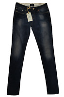 MAVI Damen Jeans Hose Nicole 0207-NOS 1087217028 Mid-Rise Skinny Blau SLR-B