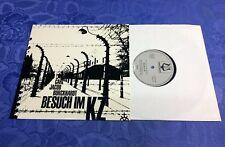 """CARL J. BURCKHARDT (10""""LP) BESUCH IM KZ [1960 *ZEITGESCHICHTE* DANZIGER MISSION]"""