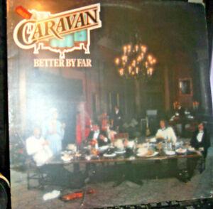 Caravan - Better By Far - LP von 1977