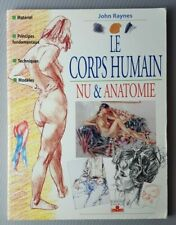 Corps humain, nu et anatomie by John Raynes (French)