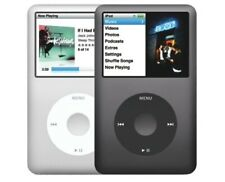 Apple iPod Classic 7th Generation 160GB - Black or Silver | Used Good (B-Grade)