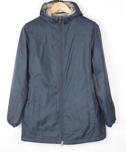 L.L. BEAN Women Water Resist Parka Jacket Size XS AVZ1039