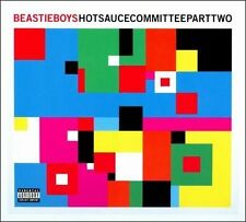 BEASTIE BOYS Hot Sauce Committee Part Two CD BRAND NEW