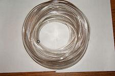 Clear Fuel Line ID 1/4 (10 Feet) Clear Flexible Vinyl METHANOL TESETD