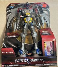 Power Rangers Movie Interactive Megazord with Ranger Figures 17inch Tall NEW