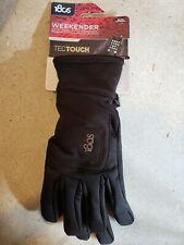 Smart Phone Gloves Touchscreen Tech NWT Men L weekender lightweight stretch 180