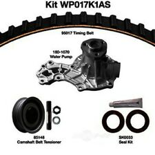 Engine Timing Belt Kit with Water Pump-Water Pump Kit with seals Dayco WP017K1AS