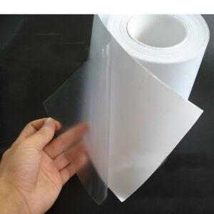 "3M*15cm Clear Car Protective Film Vinyl Bra Door Edge Paint Protection 6"" x 120"""