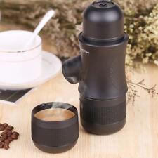 Portable Manual Coffee Maker Cappuccino Espresso Mini All in One Machine BU