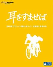 New Whisper of the Heart Blu-ray Sutdio Ghibli Mimi wo Sumaseba Import Japan
