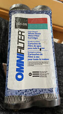 OmniFilter TO1-DS Whole House Water Filter Cartridge 2-Pack