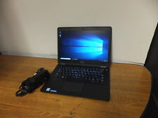 """Dell Latitude E7470 14"""" i5-6300u 2.40Ghz 8Gb 256Gb SSD Backlit Windows 10 Pro A3"""