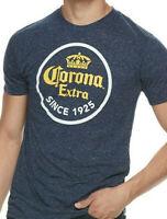 New Corona Extra Beer Logo Since 1925 Licensed Tee Shirt S-2XL