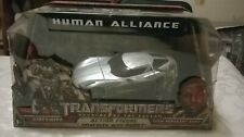 TRANSFORMERS HUMAN ALLIANCE SERIES ROBOT FIGURE TOY POLICE CAR 7''