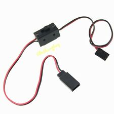 On Off Switch Connector Plug JR male to Female Wire For RC Li-po Battery