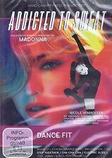 DVD - Addicted To Sweat - Das effektive Workout-Programm von Madonna - Dance Fit