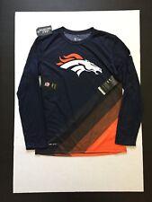 d6602c595 Nike Denver Broncos Dri-fit NFL 2017 Legend Prism L s T-shirt