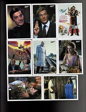James Bond Archives Final Edition Octopussy Throwback 32 card set