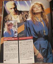 SANDRA LAUER CRETU SPANISH CLIPPING 1986 RARE