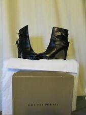 bottines bruno premi cuir noir pointure 39