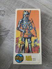 Airfix Black Prince 1:12 scale model figure kit 02502-7.