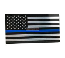 American United States Police National Flag Emblem Badge Decals Sticker For Ford