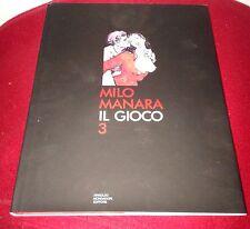 Il gioco 3 -  Milo Manara -  Mondadori; 1994