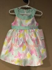 Nwt Bonnie Baby ~Beautiful~ Special Occasion Party Dress Easter Church 24 Month
