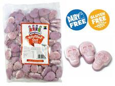 Kingsway JELLY-FILLED SKULLS Sweets Halloween Spooky Candy GLUTEN & DAIRY FREE