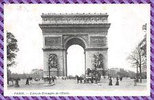 Carte Postale - Paris - L' Arc de triomphe de l' étoile