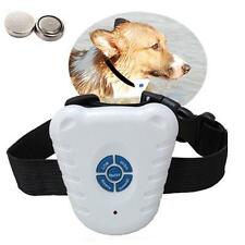 Waterproof Ultrasonic Vibra No Bark Collar Stop Barking for Small Dog Training V