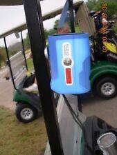Rangefinder Magnet, NEW! Secures Bushnell ,or other to Cart post,FREE SHIP'