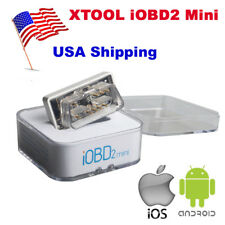 USA Ship XTOOL iOBD2 Mini OBD2 EOBD Scanner Bluetooth 4.0 for iOS and Android