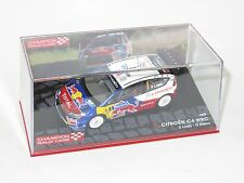 1/43 Citroen C4 WRC  Red Bull   Rally 1000 Lakes Finland 2009  S.Loeb
