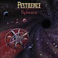Pestilence - Spheres (2cd) NEW 2 x CD