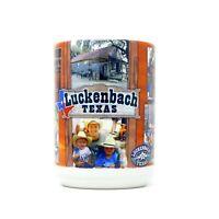 Everyone's Somebody In Luckenbach TX Cuppa Mug 15 Oz Coffee Tea Cup Mug
