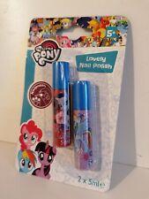 Brand New My Little Pony Kids Nail Polish Gift Set of 2