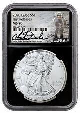 2019 1 oz American Silver Eagle NGC MS70 ER Excl Eagle Label SKU55771