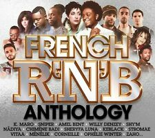 Various Artists - French RNB Anthology / Various [New CD] France - Import